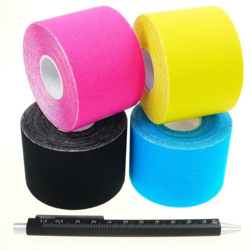 Physio-Tape 2er-Set pink+t�rkis