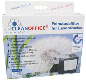 Druckertoner-Feinstaubfilter 2er-Pack